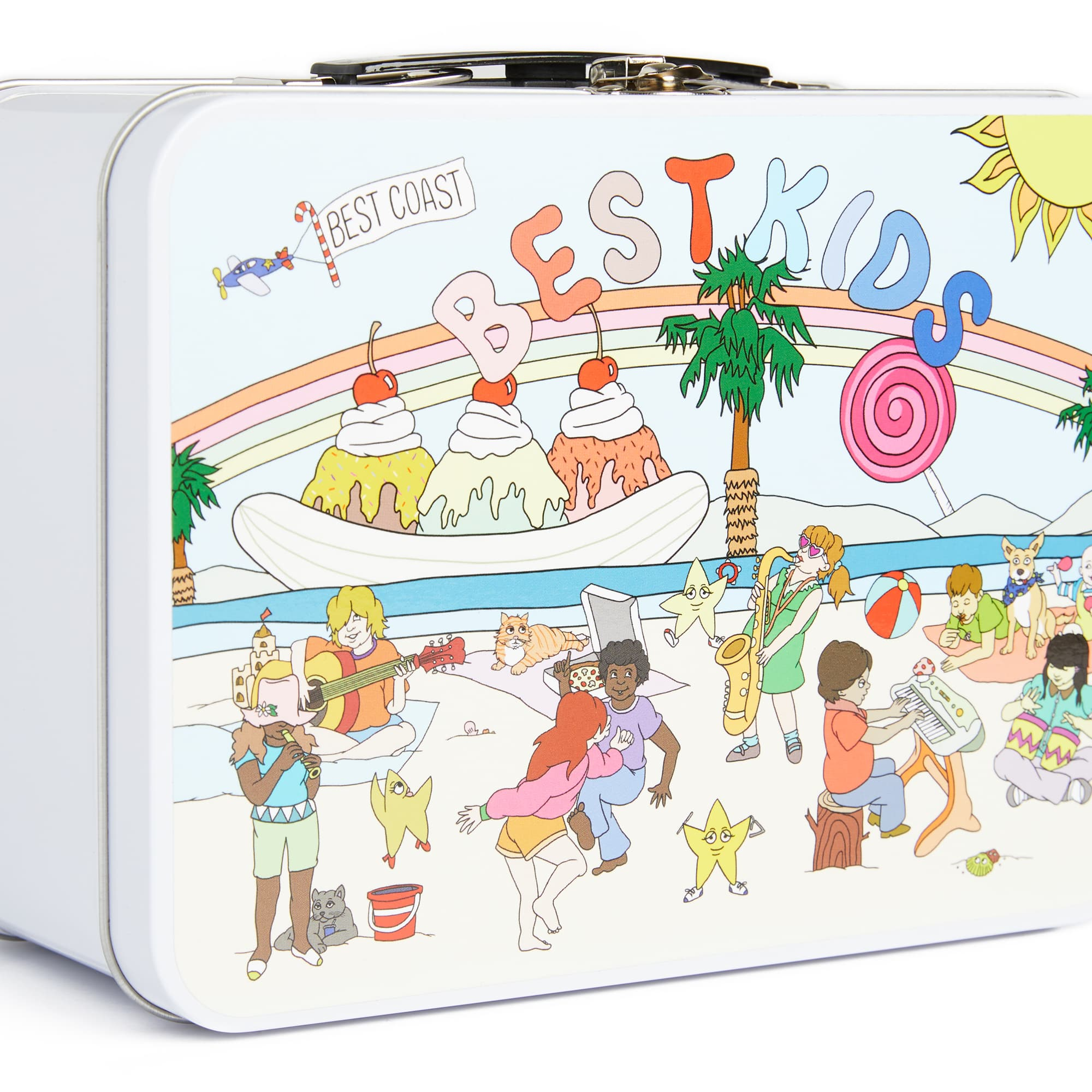 Best Coast 'Best Kids' Lunch Box
