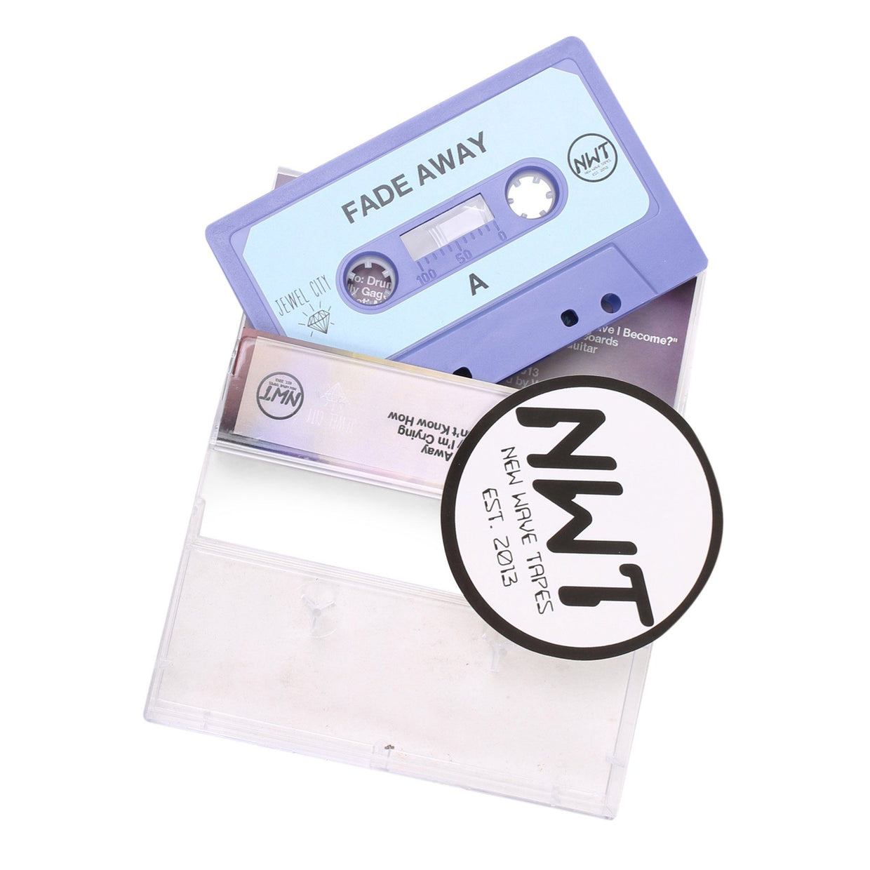 'Fade Away' Limited Edition Cassette