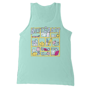 'Jewels' Women's Racerback Tank