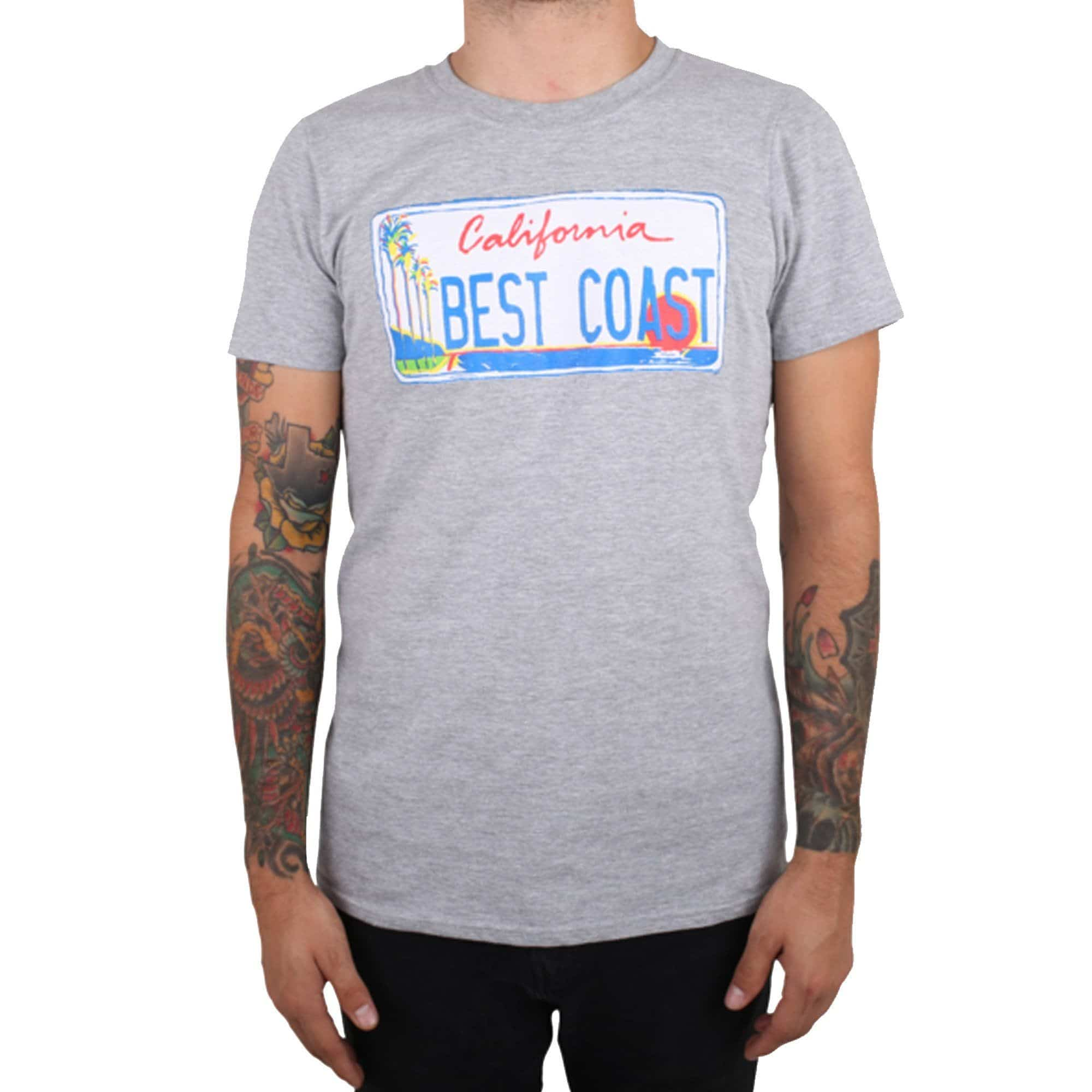 'License Plate' T-Shirt