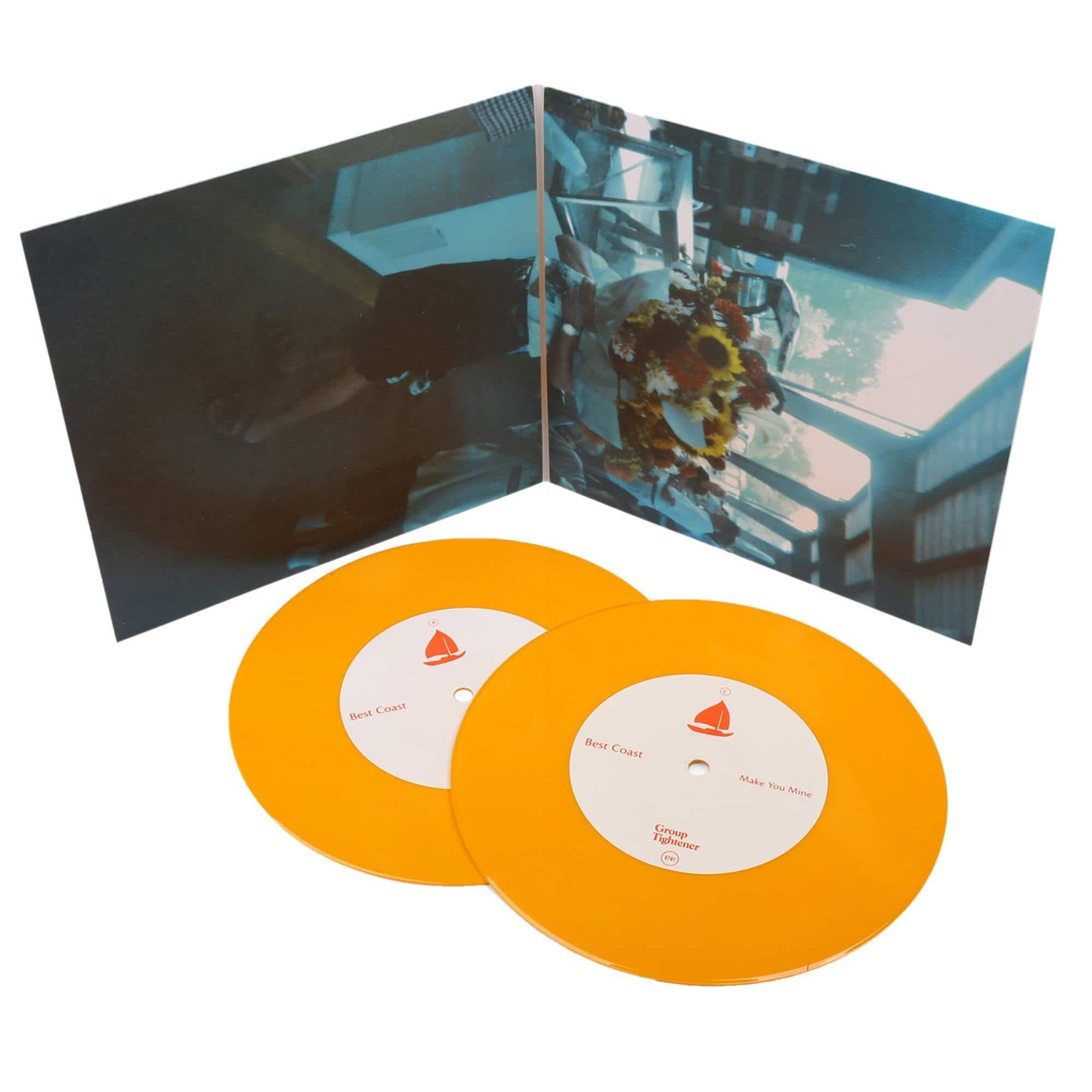 "'Make You Mine' Limited Double 7"" Vinyl"