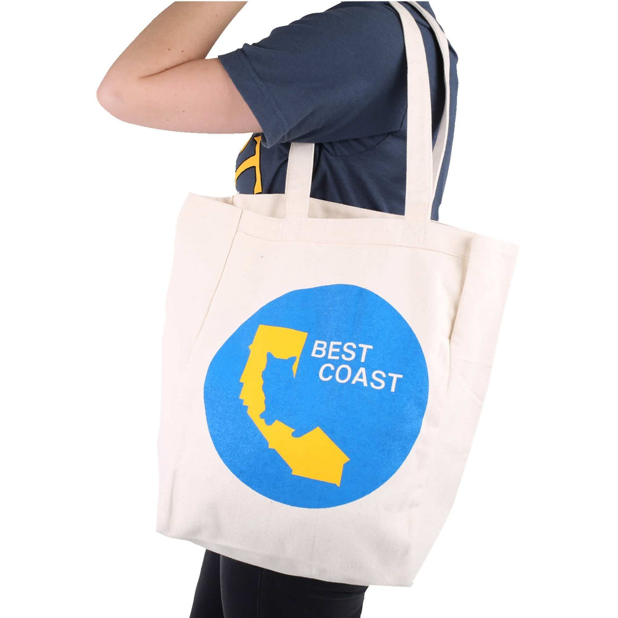 'Snacks California' Tote Bag