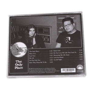 'The Only Place' CD
