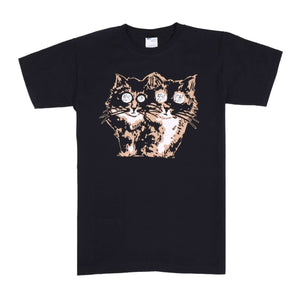 'Two Cats' T-Shirt