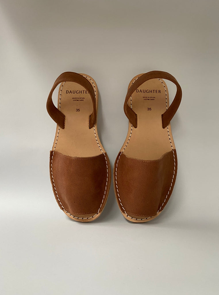 Womens Sol Slides | Tan