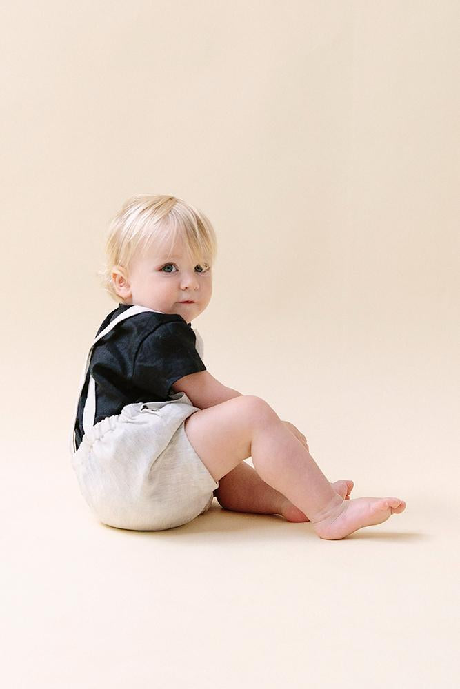 Cedar Shortalls- Natural