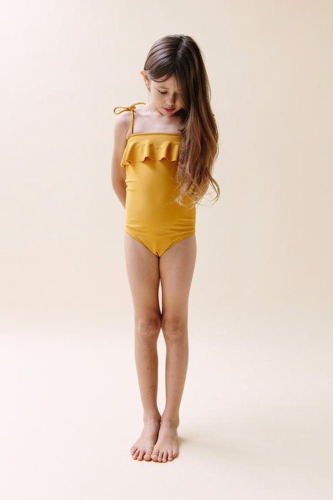Maja Swimsuit- Goldenrod