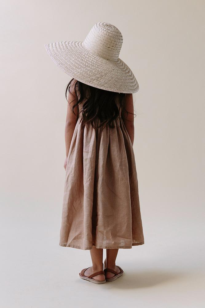Mayday Dress- Chai
