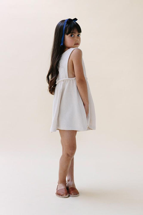 Greta Dress- Milk