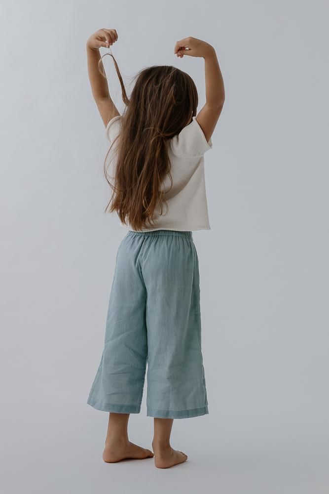 Fall Pants | Azure