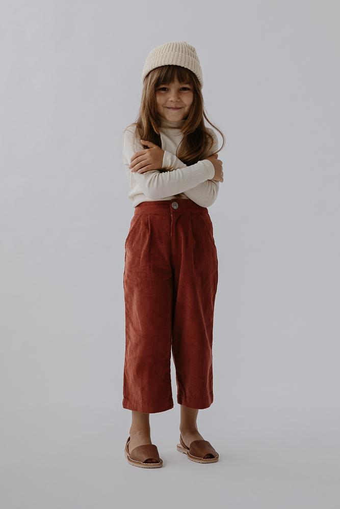 Kip Trousers | Poppy Cord
