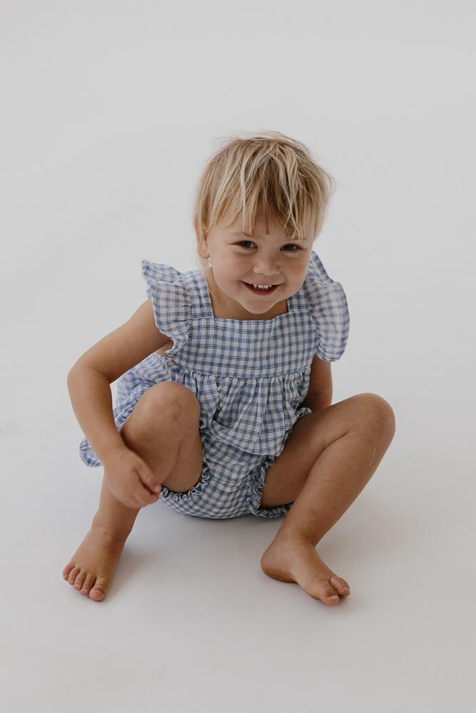Lark Bloomers | Bluebird Check