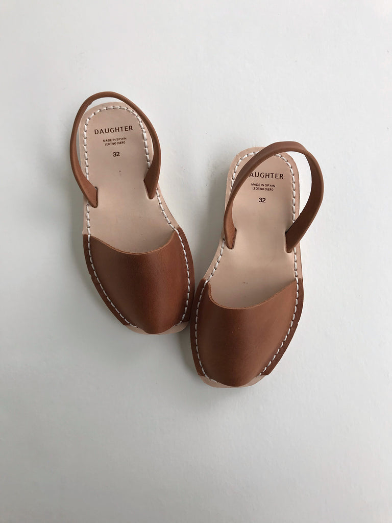 Womens Sol Slides- Tan