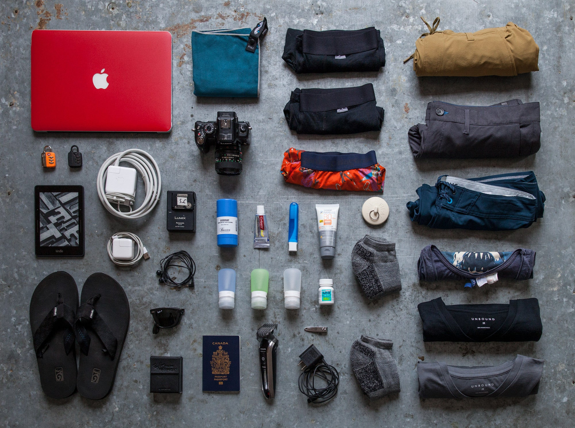 Travel Comfortably Out Of One Bag With Merino Wool Clothes Unbound