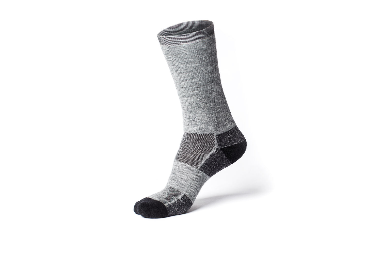 2 Pack Merino All Season Full Length Socks