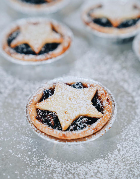 Stout Fruit Mince Tarts