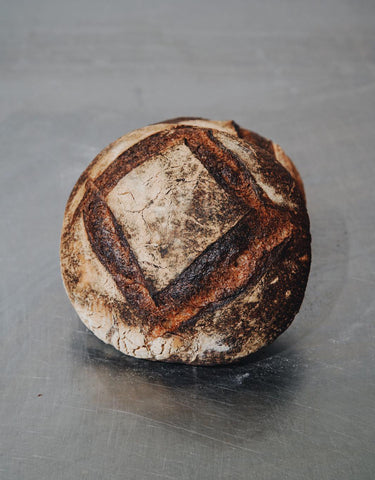100% Stoneground Wholemeal Sourdough