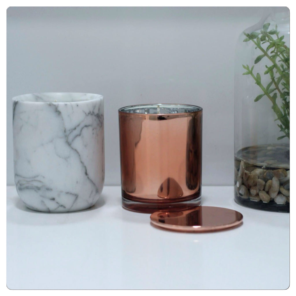 Copper Candle Inspiration