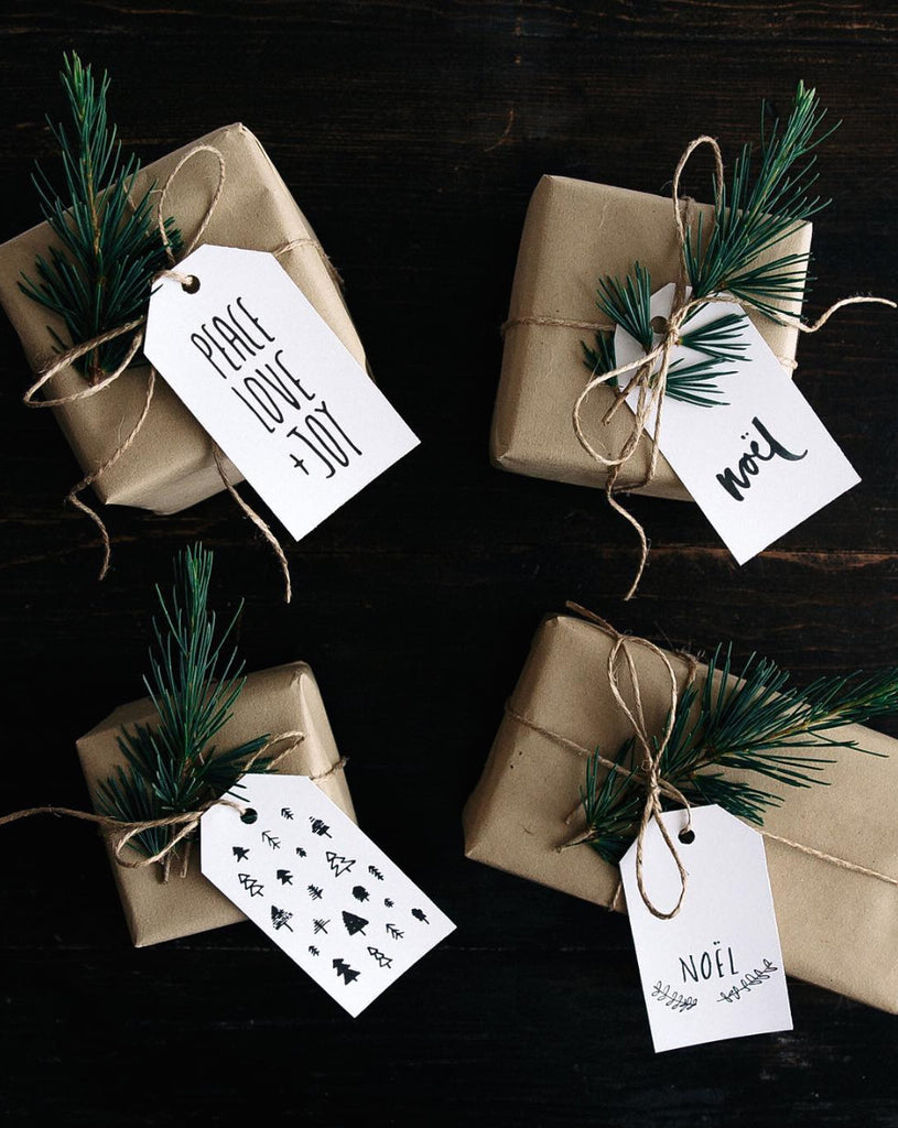 Simple & Sweet Gift Tags