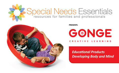Special Needs Essentials, Floor Surfer, Gonge