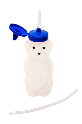 TalkTools® Honey Bear Straw Drinking Cup TalkTools Special Needs Essentials