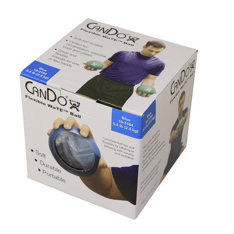 CanDo® WaTE™ Ball - Hand-held Size CanDo specialneedsessentials