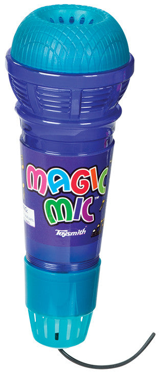 Magic Microphone Translucent Toysmith specialneedsessentials