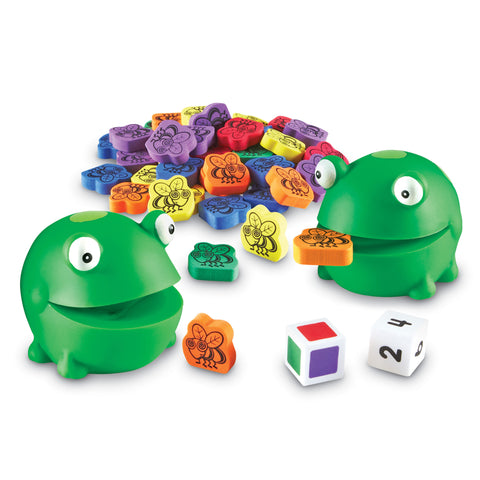 Froggy Feeding Fun Learning Resources specialneedsessentials