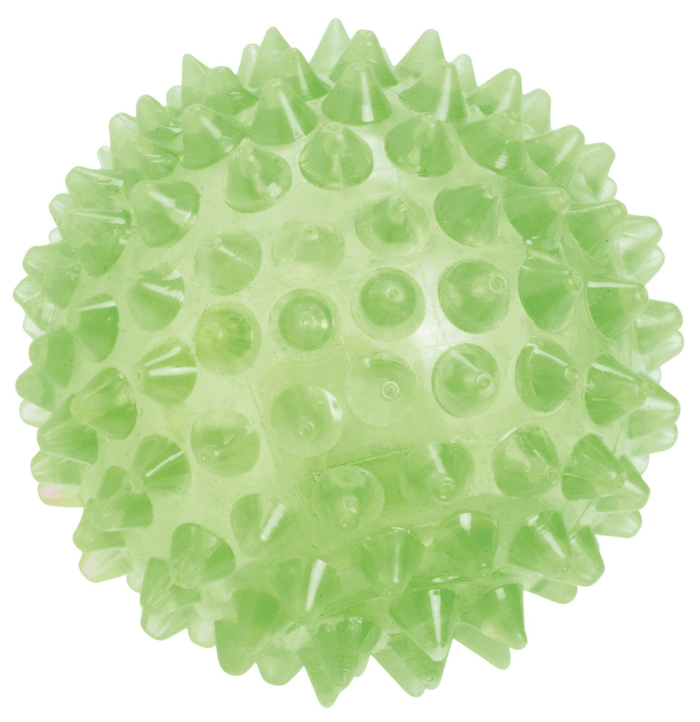 Flashing Spiky Ball Toysmith specialneedsessentials
