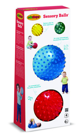 Sensory Ball Mega Pack Edushape Special Needs Essentials