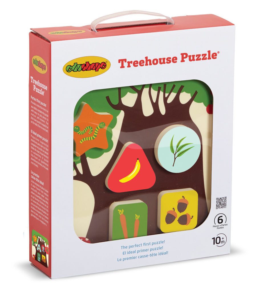 First Puzzle - Treehouse Edushape specialneedsessentials