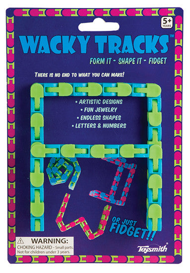 Wacky Tracks Toysmith Special Needs Essentials