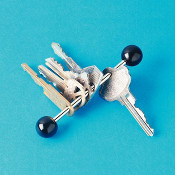 Dumbell Key Holder Patterson Medical specialneedsessentials