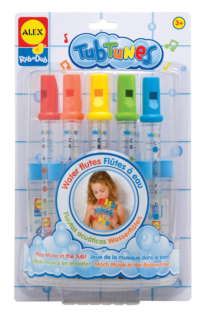 Tub Tunes Water Flutes Alex Toys Special Needs Essentials