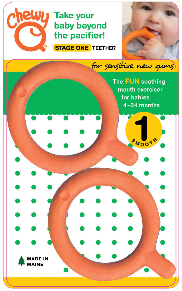 Chewy Q (2 pack) Chewy Tubes specialneedsessentials