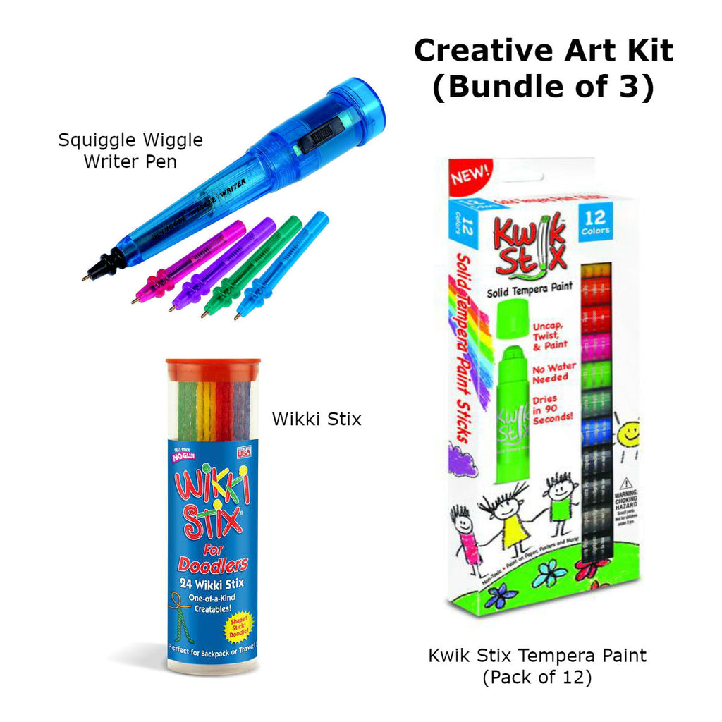Creative Art Kit (bundle of 3) Special Needs Essentials Special Needs Essentials