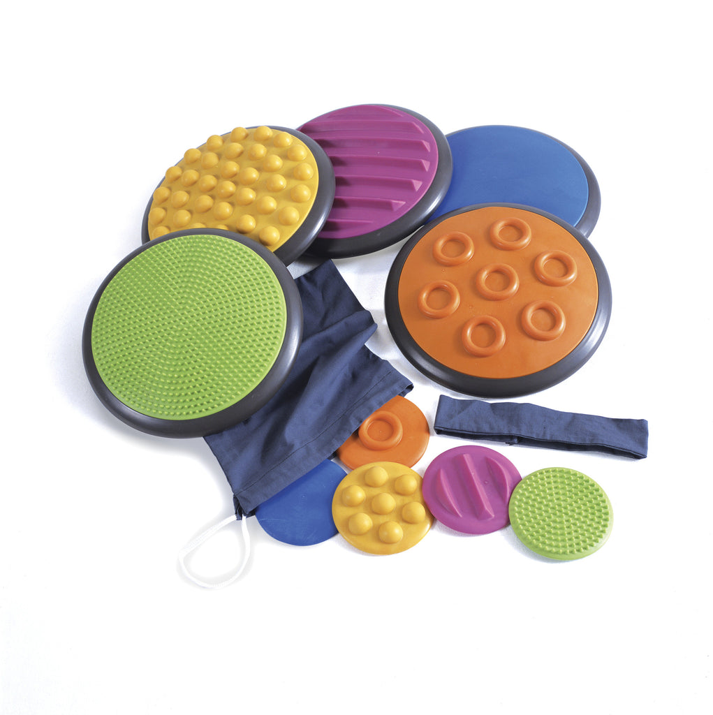 Tactile Discs Set by Gonge Gonge Special Needs Essentials