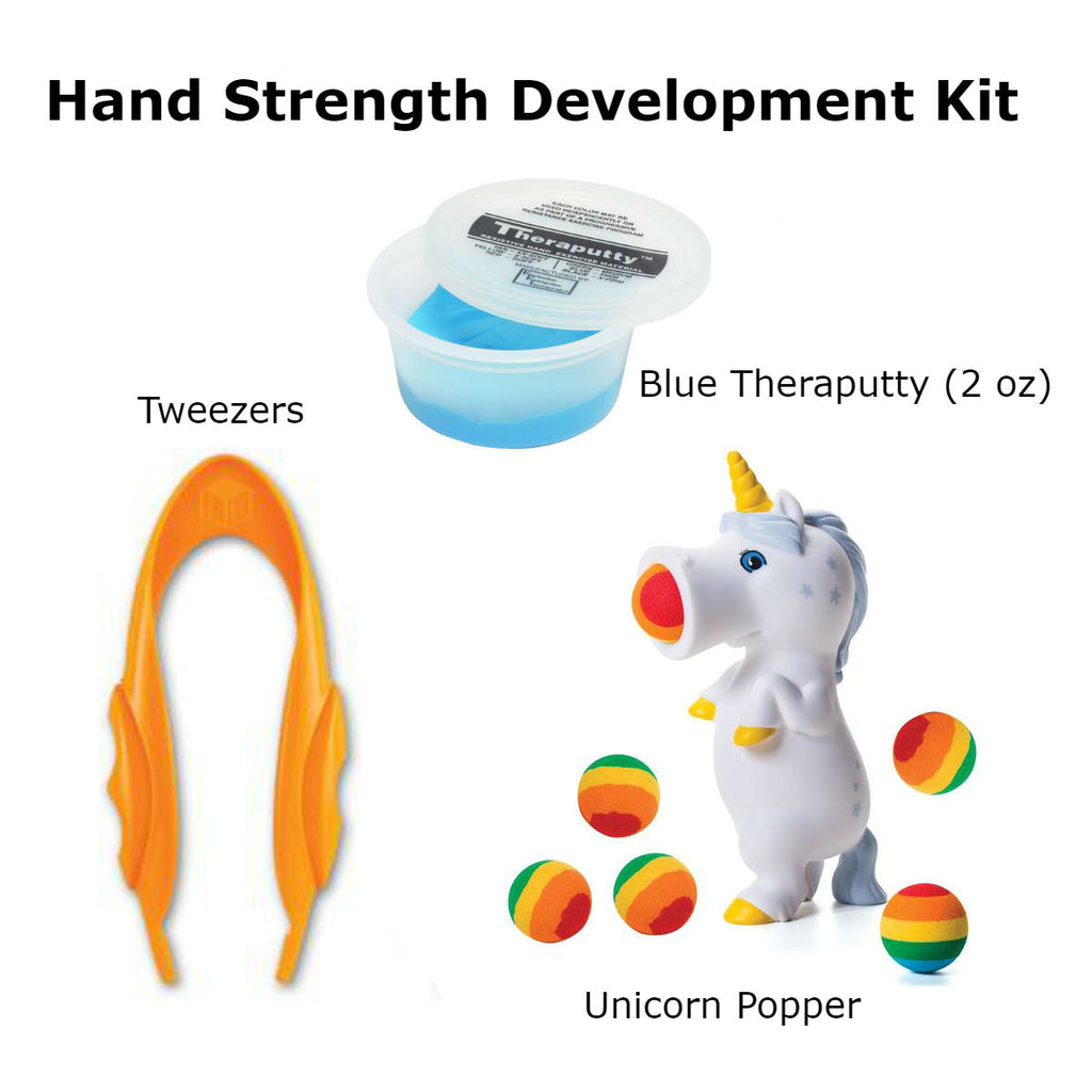 Hand Strength Development Kit Special Needs Essentials specialneedsessentials