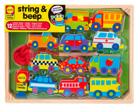 String & Beep Alex Toys Special Needs Essentials