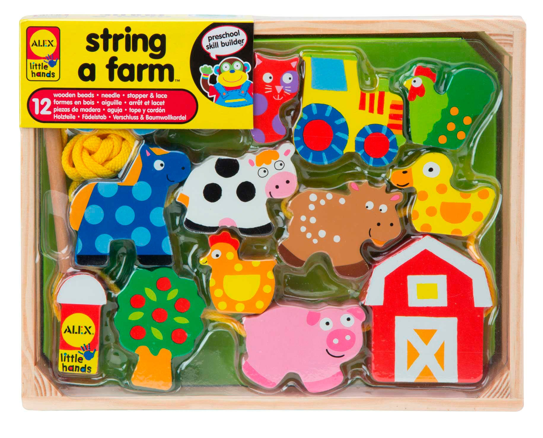 String a Farm – Special Needs Essentials