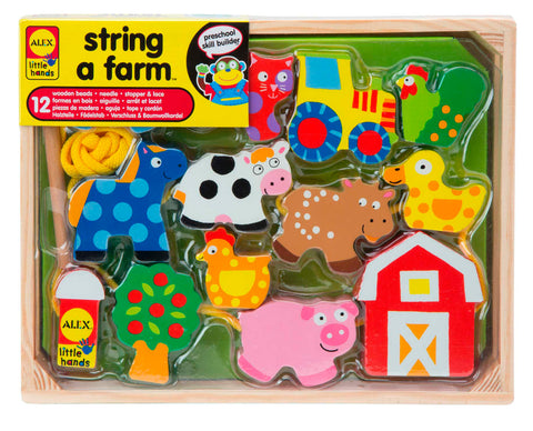 String a Farm Little Hands specialneedsessentials