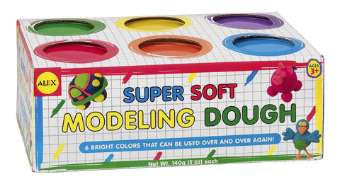 ALEX Toys Artist Studio Dough in Basic Colors Alex Toys specialneedsessentials