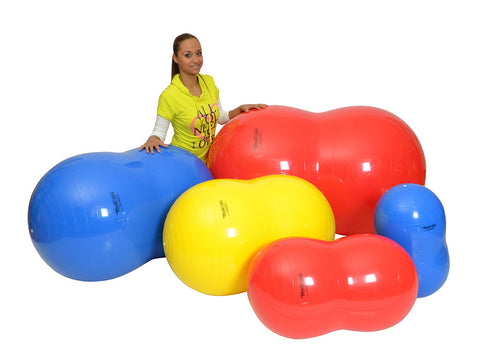 Gymnic Physio Roll Ball (peanut balls) Gymnic Special Needs Essentials