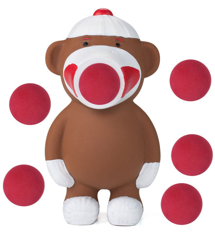 Hog Wild Sock Monkey Popper specialneedsessentials