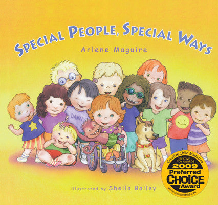 Special People, Special Ways - Arlene Maguire Future Horizons specialneedsessentials