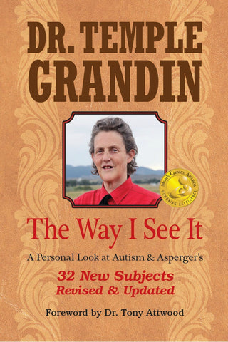 The Way I See It - A Personal Look at Autism and Asperger's - Dr. Temple Grandin Future Horizons specialneedsessentials