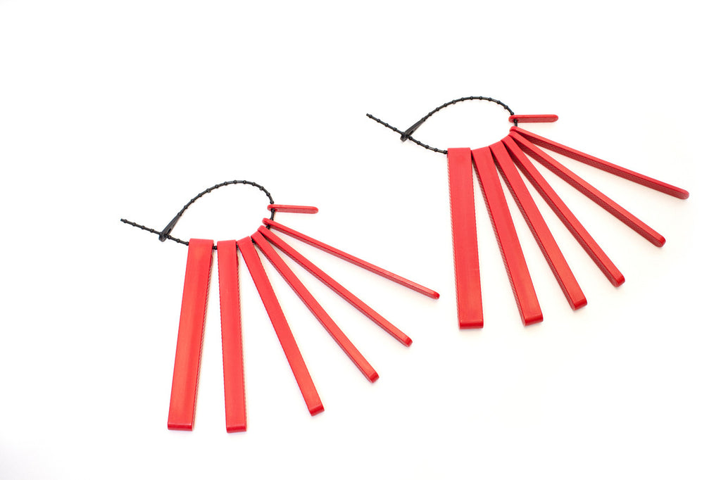 Jaw Grading Bite Blocks (Red) TalkTools specialneedsessentials