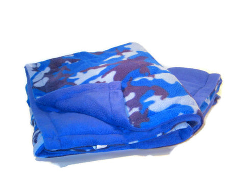 special needs essentials weighted blanket small