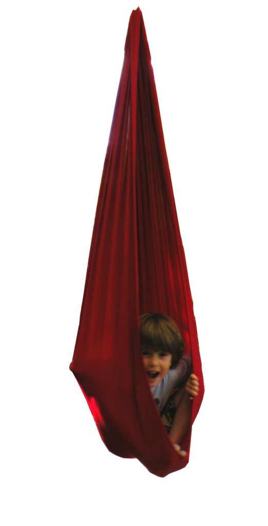 Lycra Cocoon Swing by Covered in Comfort Covered in Comfort Special Needs Essentials