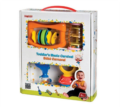 Edushape Baby's Music Carnival Set Edushape Special Needs Essentials